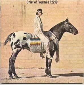 Chief of Fourmile